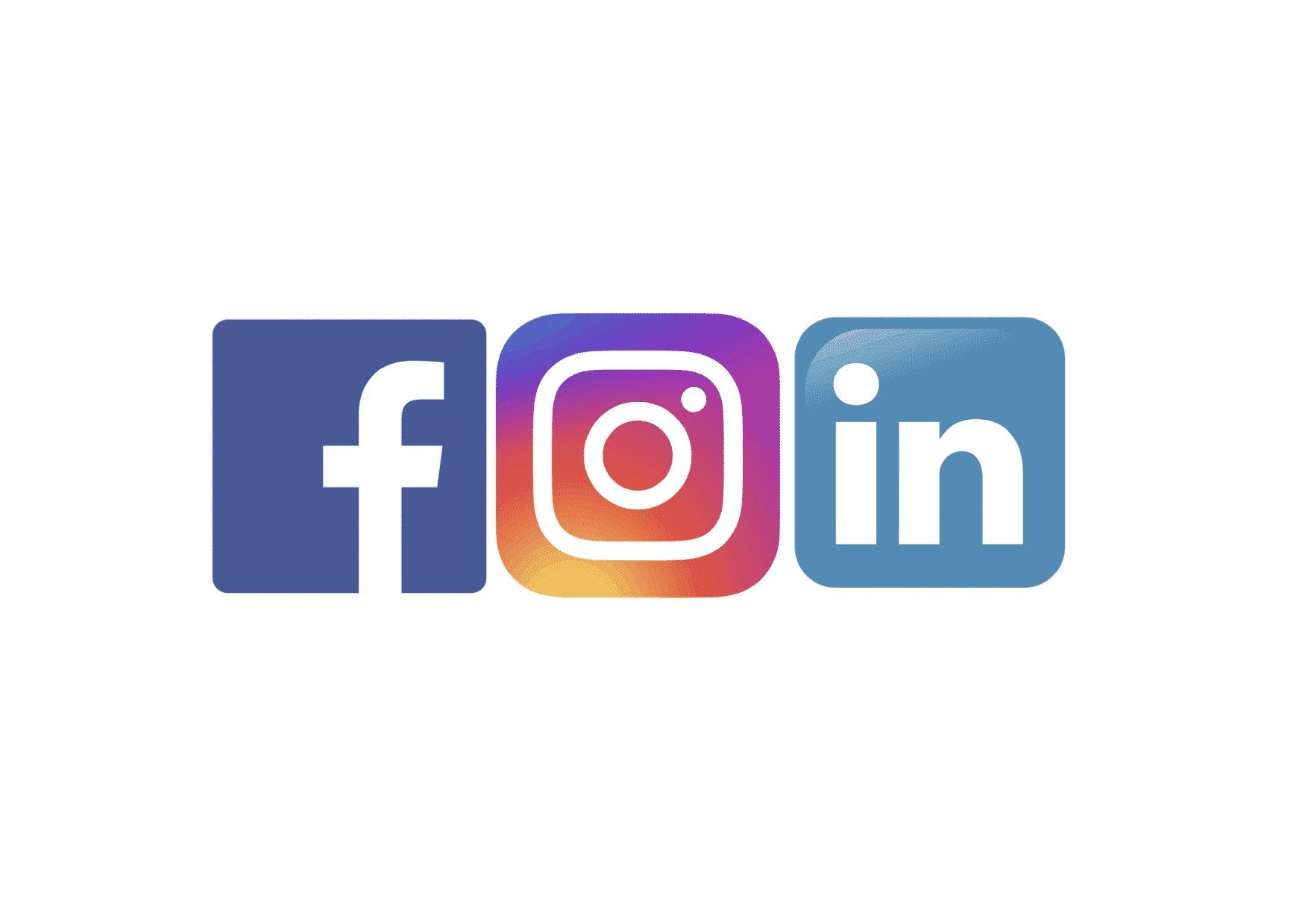 Social Media Ads logos